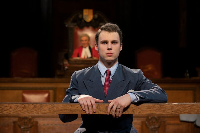 London Theatre Review: Witness for the Prosecution at County Hall, London in Southbank
