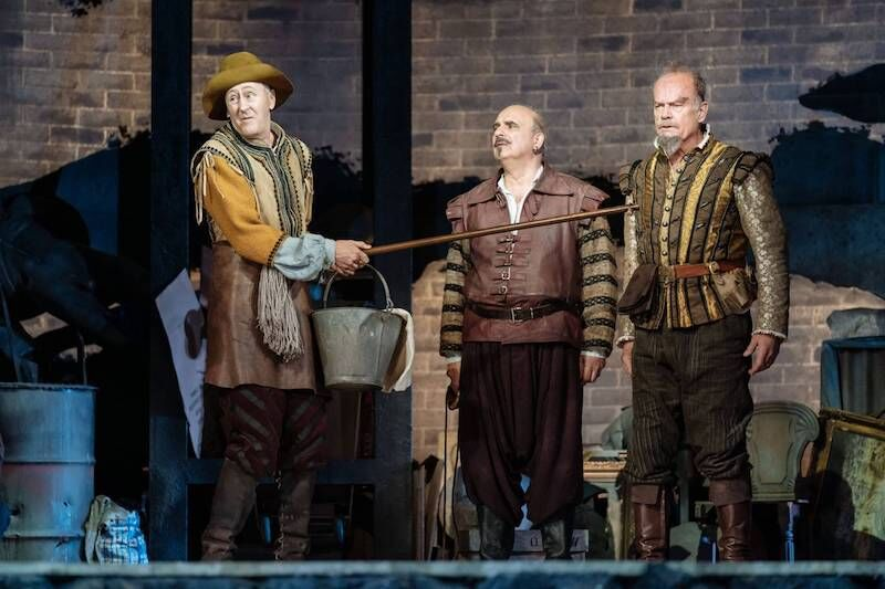 London Theatre Review: Man of La Mancha at the London Coliseum