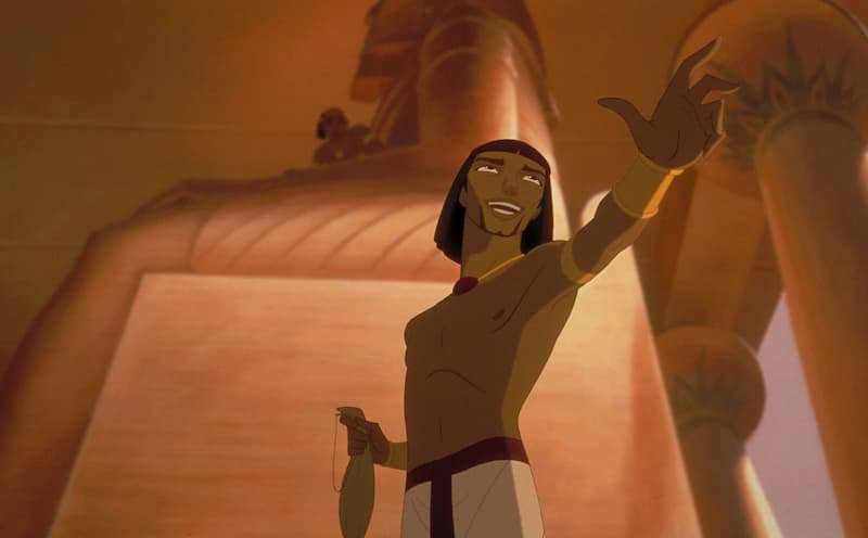 The Prince of Egypt musical to receive its UK premiere at the Dominion Theatre in February 2020