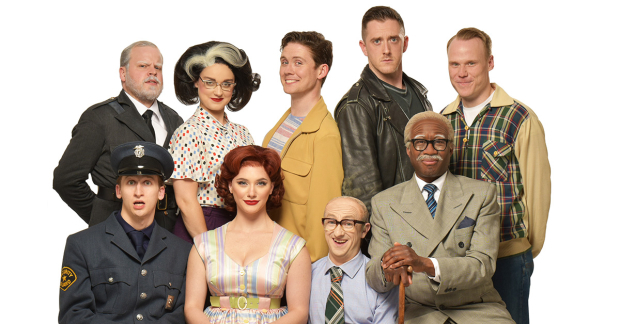 New cast announced for West End's The Comedy About A Bank Robbery