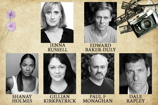 The Bridges of Madison County cast joining Jenna Russell announced