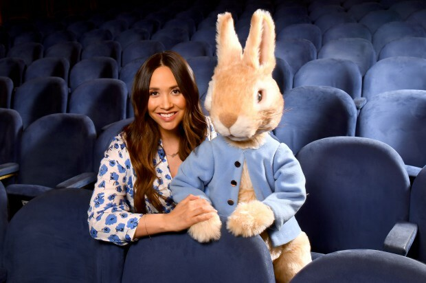 Myleene Klass cast as The Narrator in the West End return of Where Is Peter Rabbit?