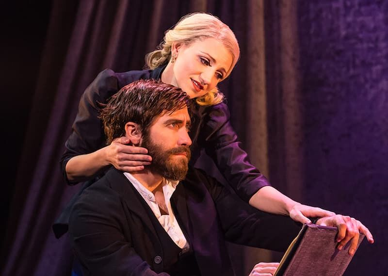 Jake Gyllenhaal to star in Sunday in the Park with George alongside Annaleigh Ashford at the Savoy Theatre next summer
