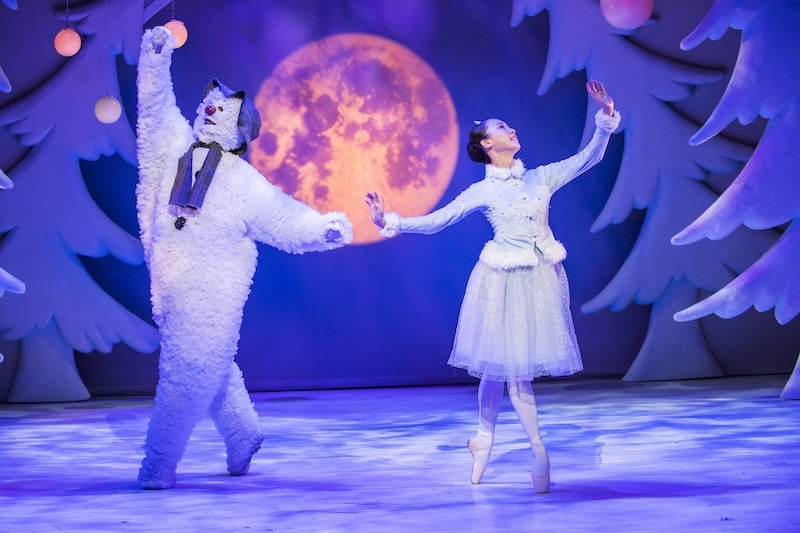 London Theatre Review: The Snowman at the Peacock Theatre