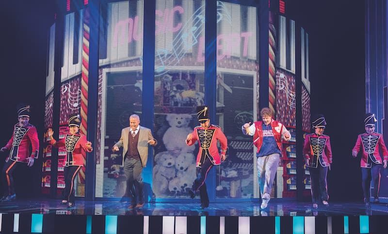 Full cast announced to join Jay McGuiness in Big The Musical at the Dominion Theatre