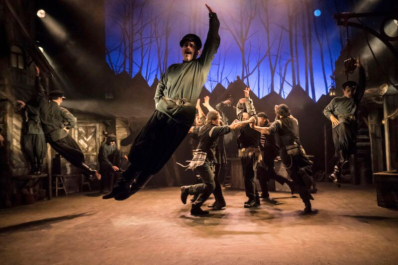 Fiddler on the Roof extends its West End run at the Playhouse Theatre