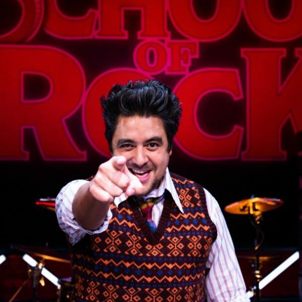 New cast announced for the West End's School of Rock with Noel Sullivan set to star