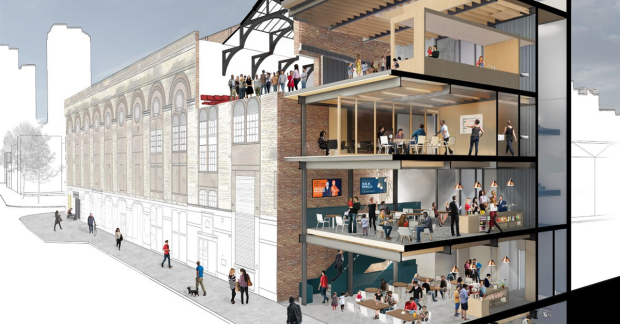 The Old Vic Theatre announces plans to annex a new arts space