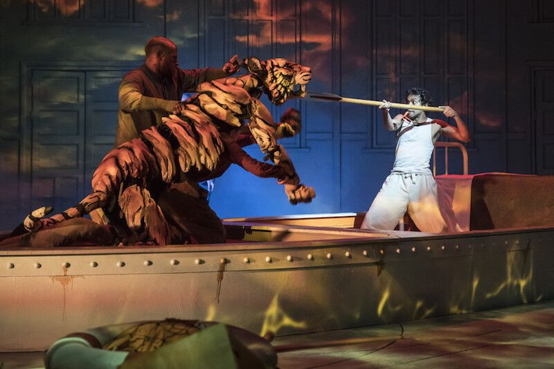 Can Life of Pi sail its lifeboat to the West End or will it stay docked on your #WestEndWishList?