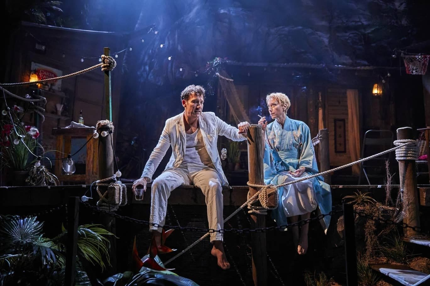 London Theatre Review: The Night of the Iguana at the Noel Coward Theatre