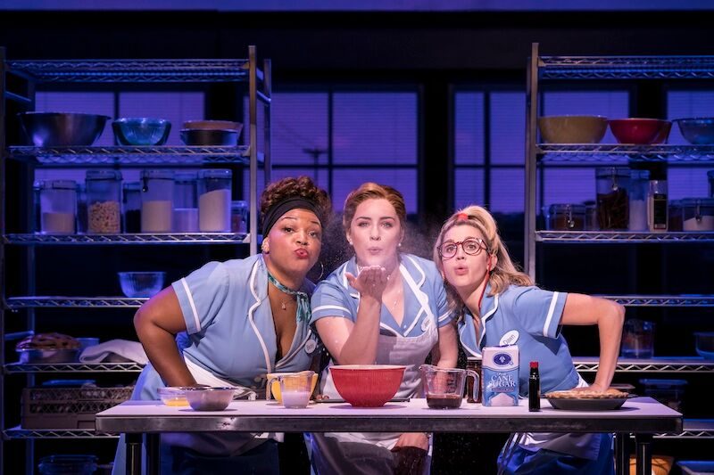 These 5 Waitress songs will bake you happy!
