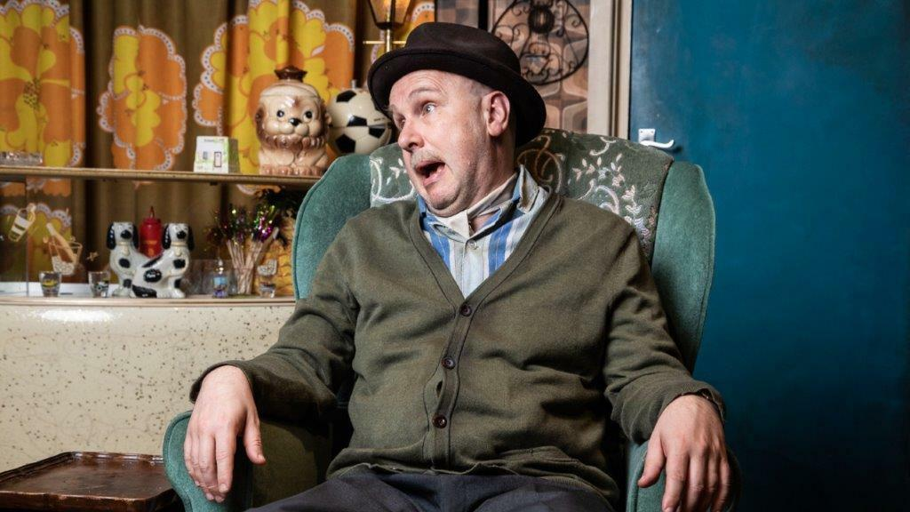 Andy Mace to replace Paul Whitehouse as Grandad in Only Fools and Horses The Musical