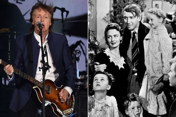 Paul McCartney adapts It's A Wonderful Life into a stage musical