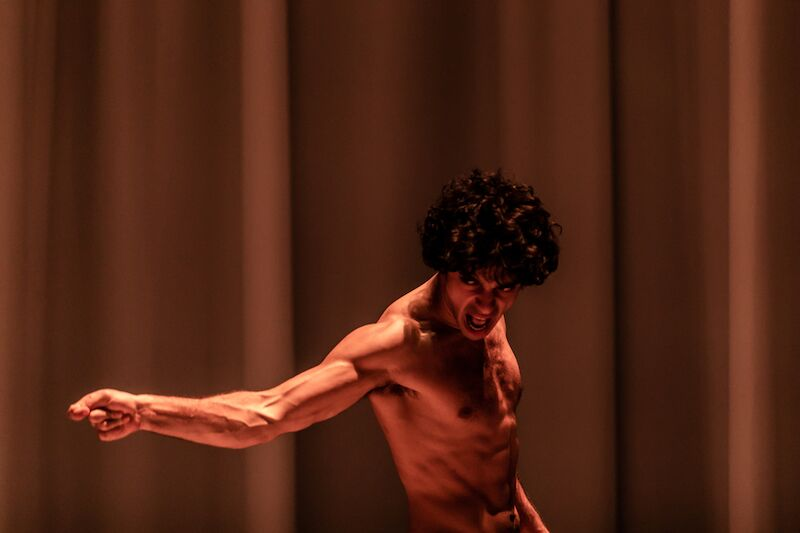 The naked truth behind the most 'shocking' scene in Equus
