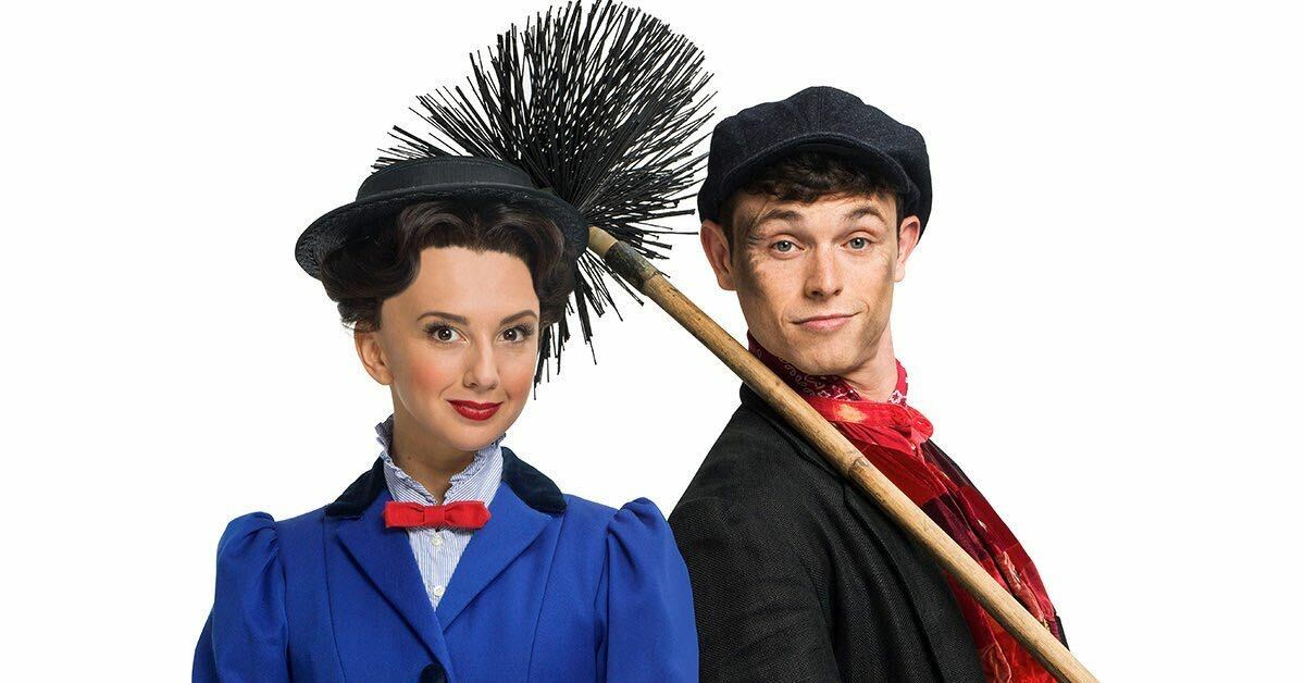Further casting announced for Disney's Mary Poppins