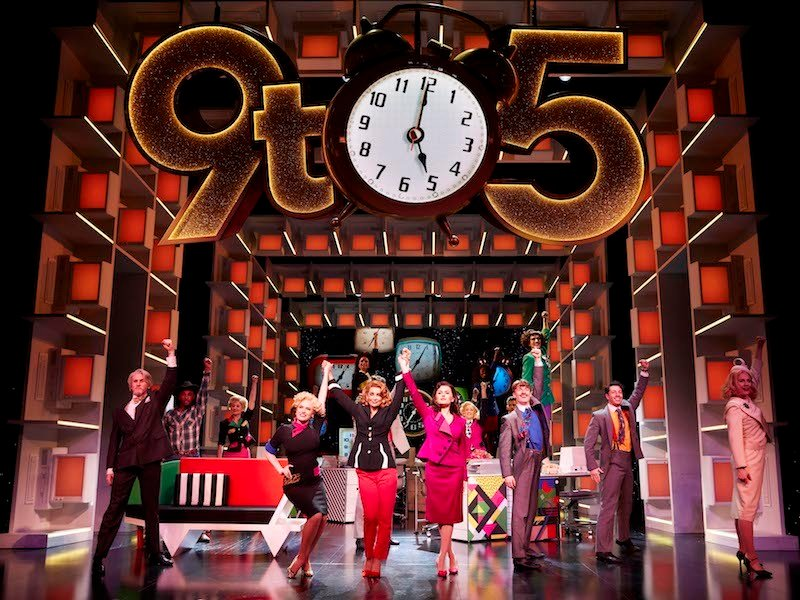 London Theatre Review: 9 to 5 at the Savoy Theatre