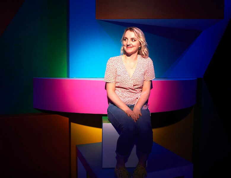 Q&A with Games For Lovers' Evanna Lynch