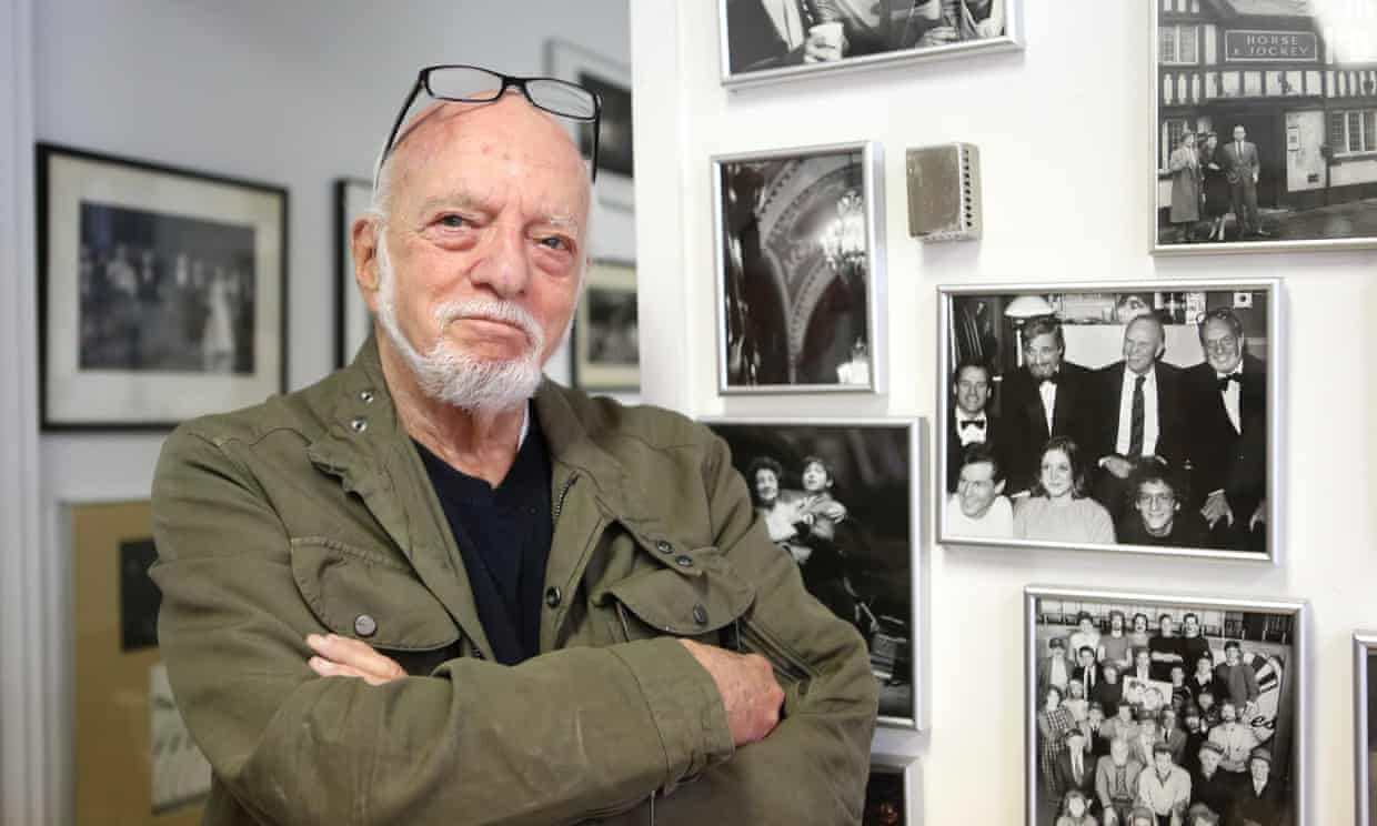 Legendary theatre director and producer Hal Prince dies aged 91