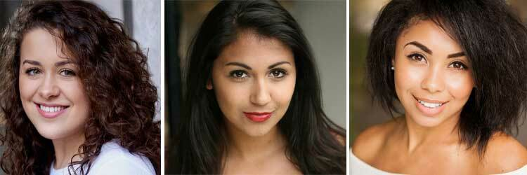 New triplet of alternate Queens announced for SIX The Musical