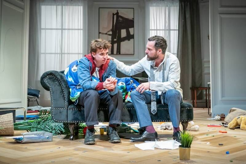 West End transfer of The Son partners with YoungMinds
