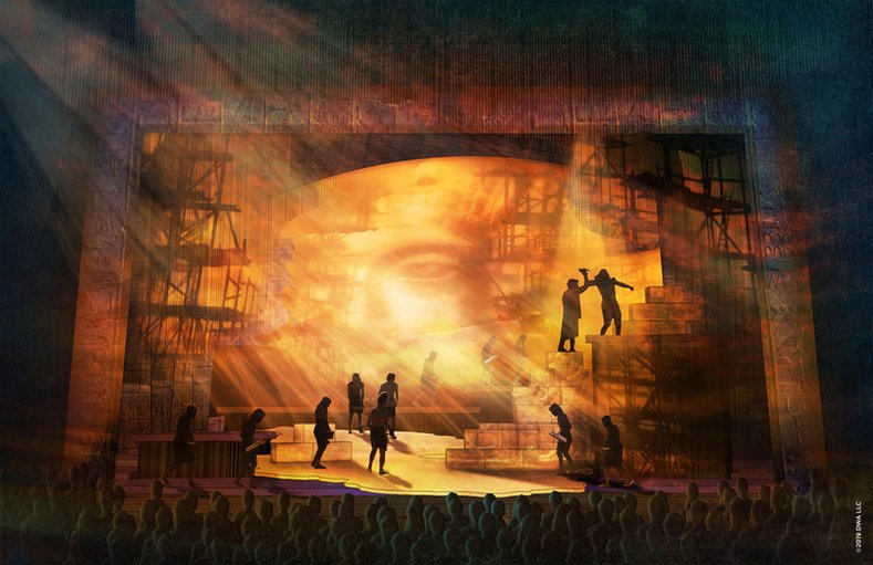 Full casting announced for The Prince of Egypt | London