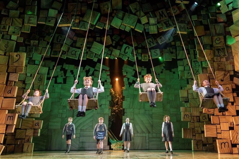 West End's Matilda announces 100th Matilda
