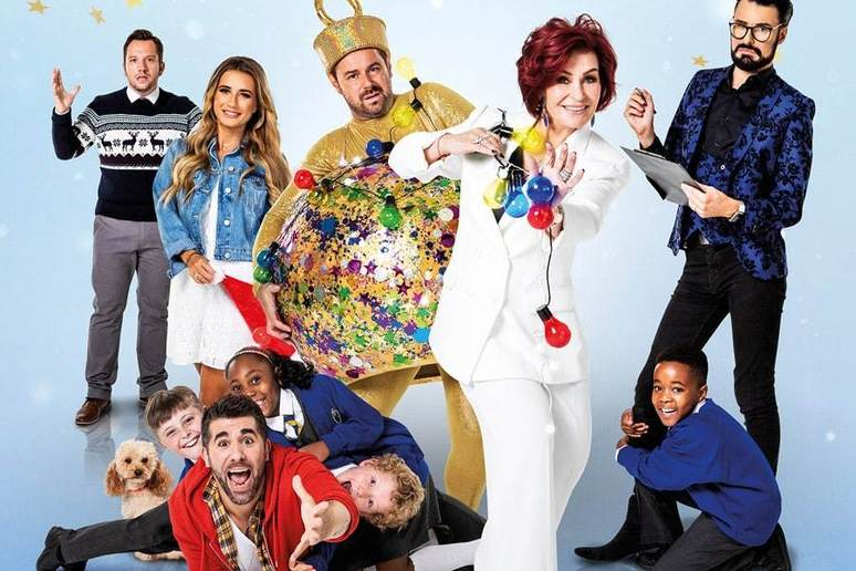 Nativity! The Musical announces Sharon Osbourne, Danny and Dani Dyer to join cast!