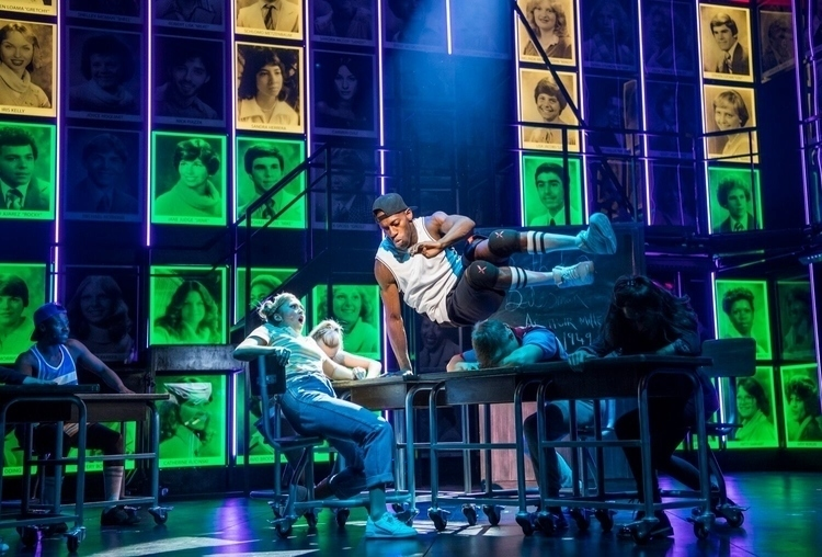 London Theatre Review: Fame at the Peacock Theatre