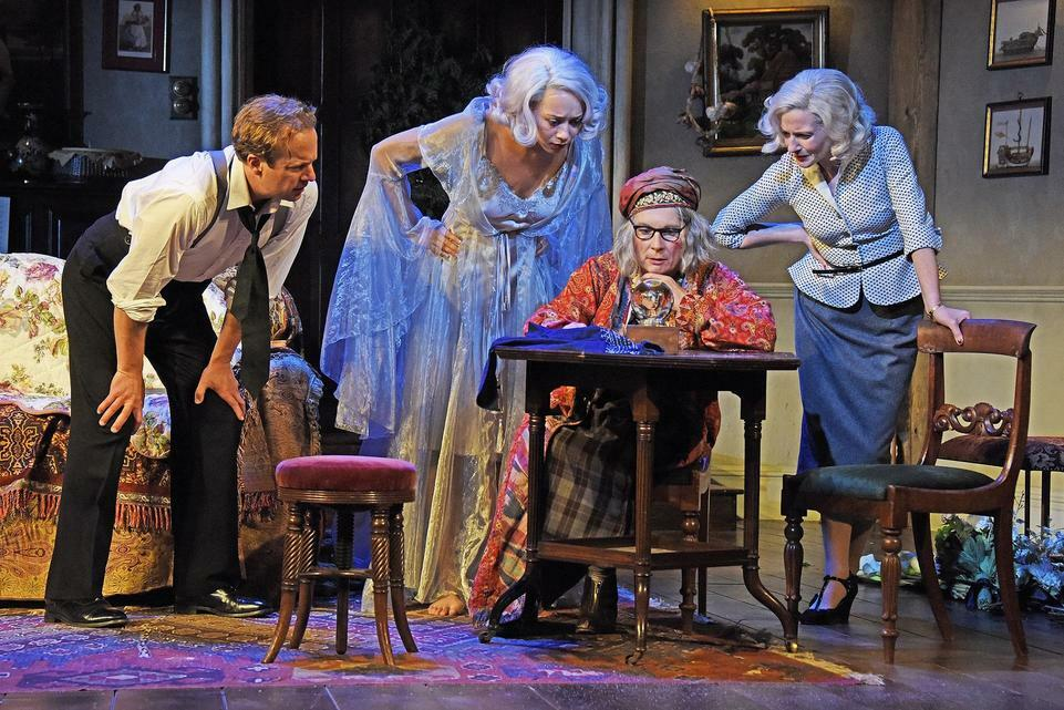 Blithe Spirit starring Jennifer Saunders to run in the West End's Duke of York's Theatre in 2020