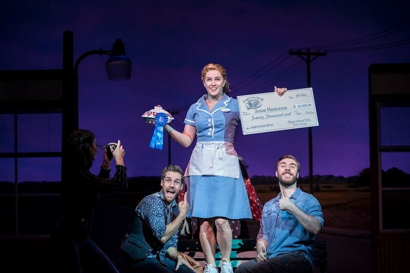 Hit show Waitress extends its West End run for the fourth time!