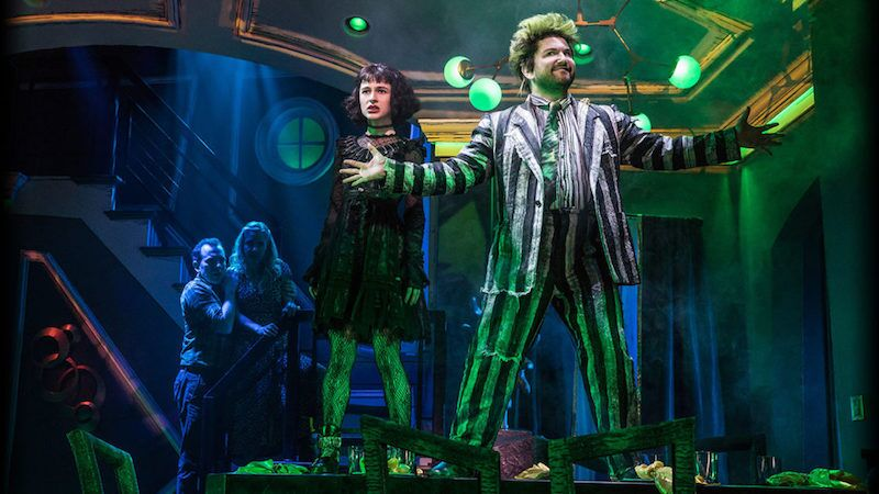 If I say Beetlejuice 3 times will the Broadway musical transfer to the West End? #WestEndWishlist