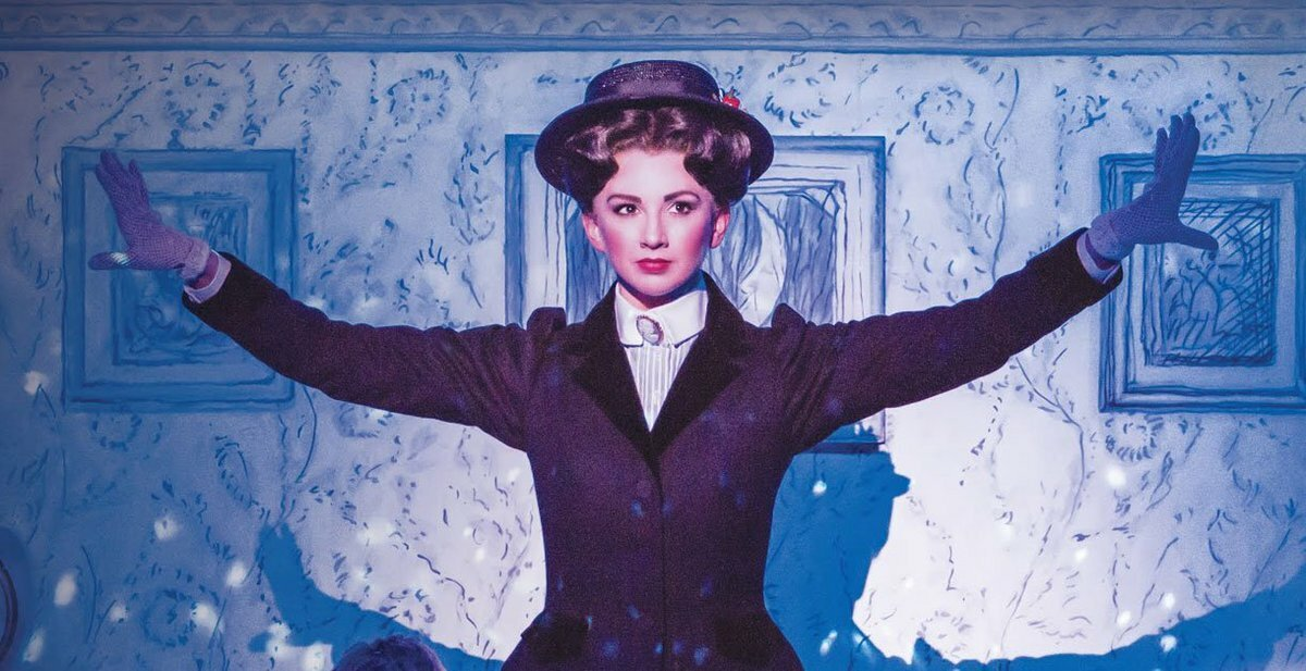 Top 5 practically perfect Mary Poppins songs