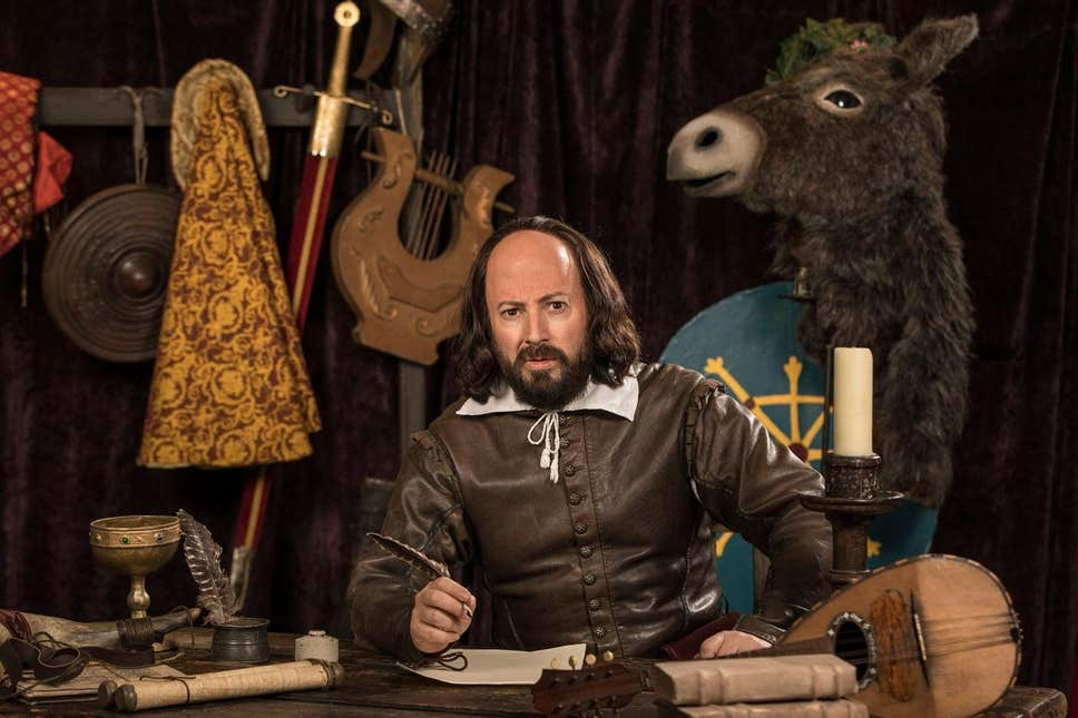 Upstart Crow to mark David Mitchell's West End debut