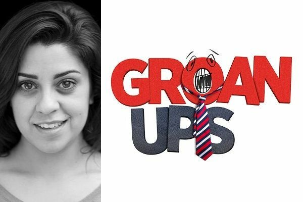 Q&A with Nancy Zamit from Groan Ups at The Vaudeville