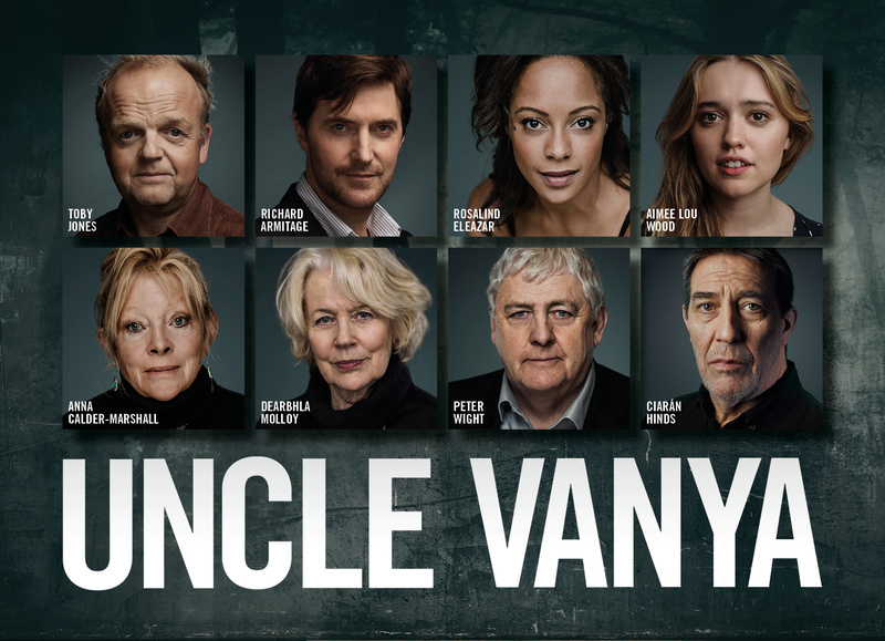 Further casting announced for new Uncle Vanya production at The Pinter