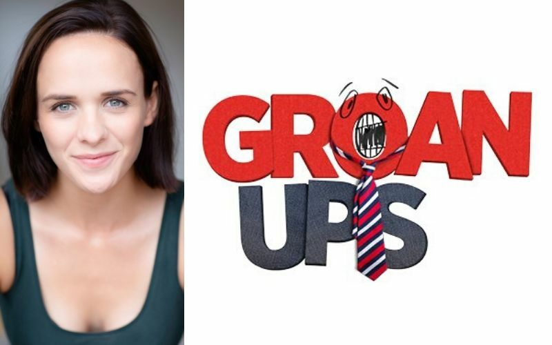 Q&A with Charlie Russell from Groan Ups at The Vaudeville
