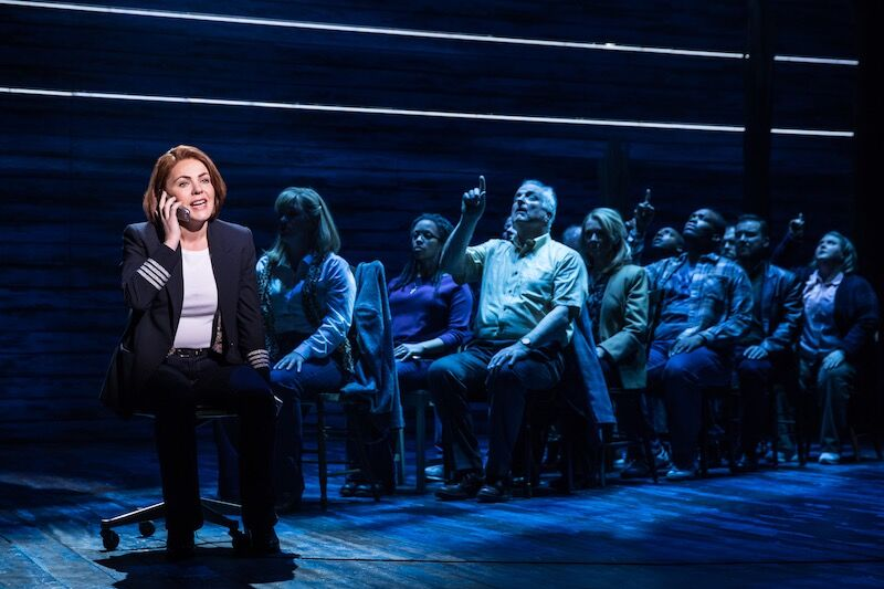 London Theatre Review: Oh, Come From Away, please don't drift too far!