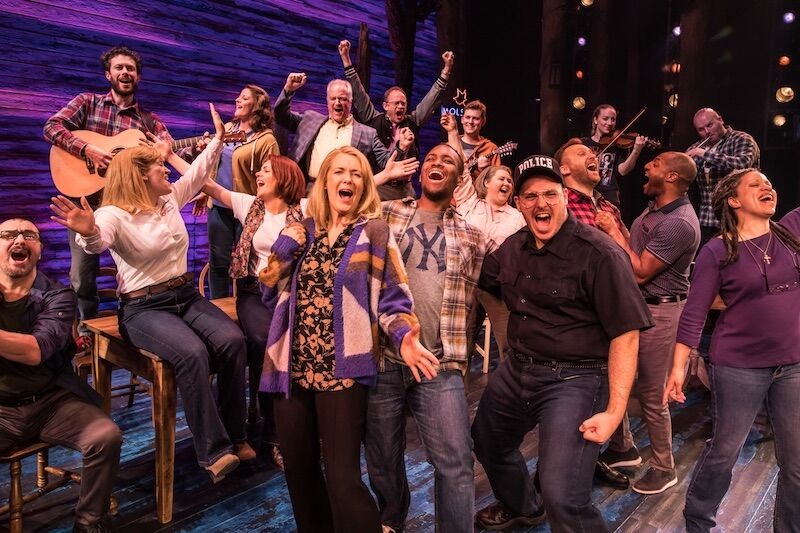 Come From Away extends its run at the West End's Phoenix Theatre