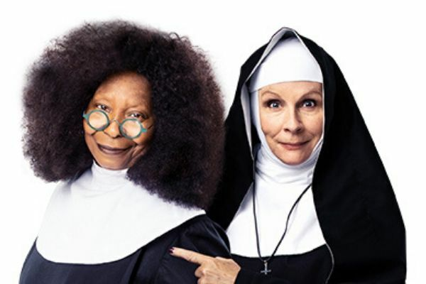 Whoopi Goldberg gets back in the habit (literally) for new Sister Act musical