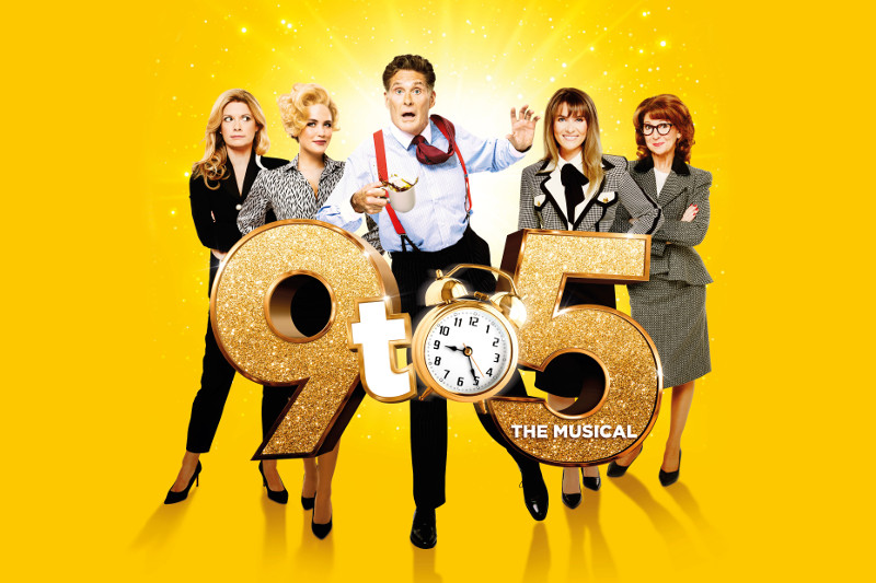 """David """"The Hoff"""" Hasselhoff joins West End cast of 9 to 5 this December!"""