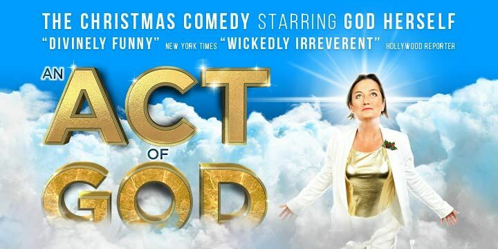 Q&A with Zoe Lyons from An Act of God at The Vaults