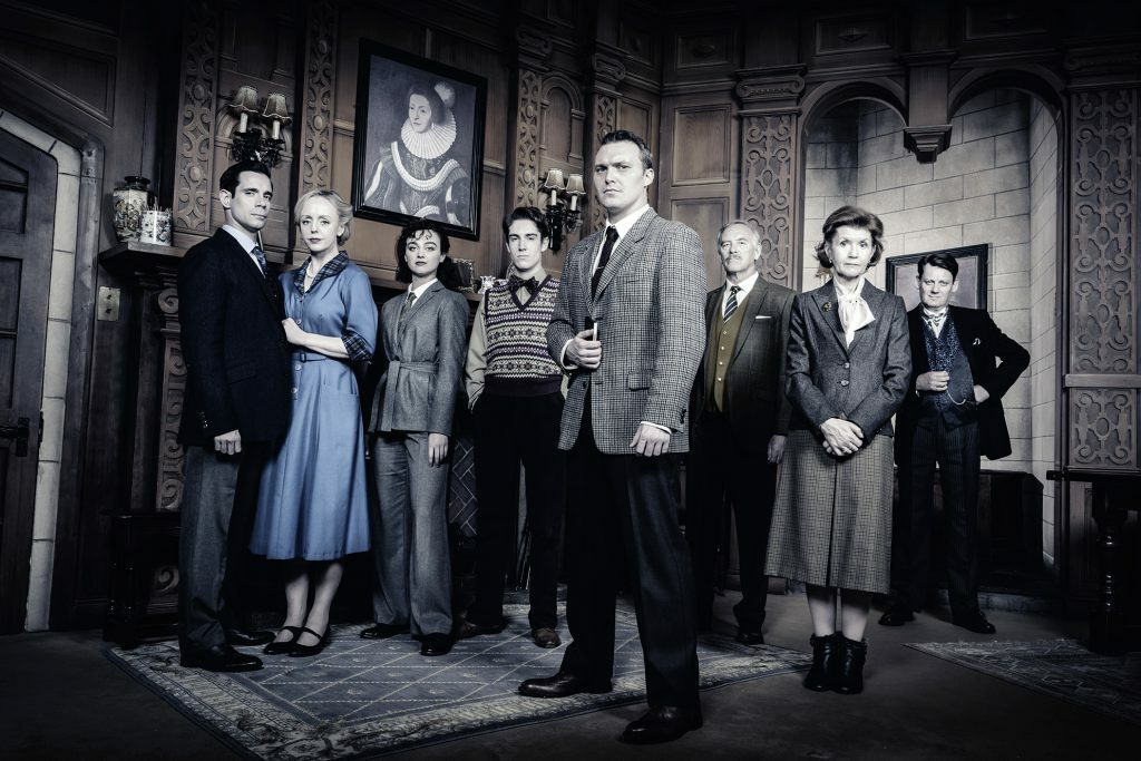 The Mousetrap features a new cast plus an extended booking period!