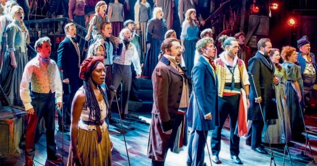 Les Miserables The Staged Concert to be screened in cinemas