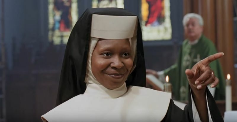 These 10 facts about Sister Act will have you see the light