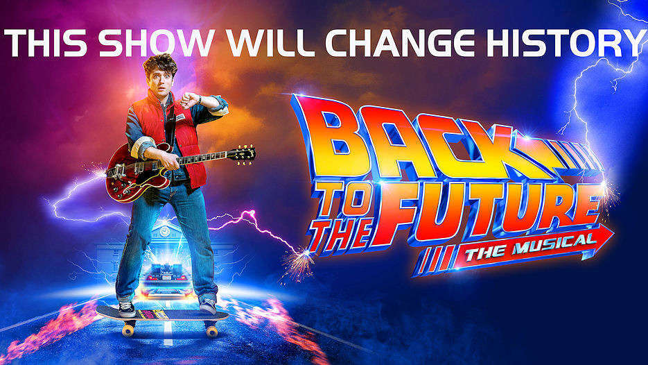 Full casting announced for Back to the Future The Musical