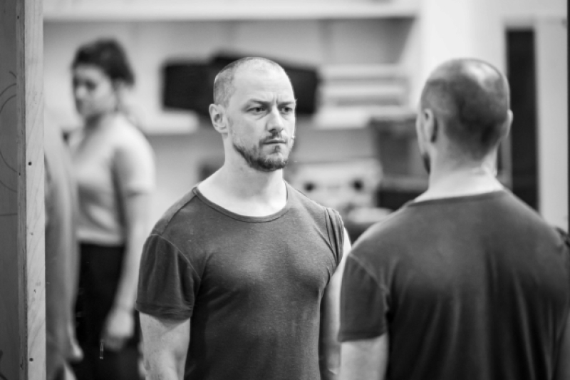 NT Live set to broadcast James McAvoy in 'Cyrano de Bergerac', Maxine Peake, and more