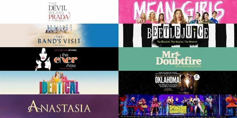 Top 10 musicals UK theatregoers should be excited about (#WestEndWishList)