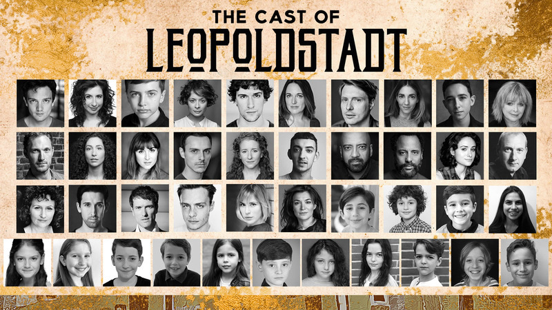 Full cast announced for UK premiere of Leopoldstadt