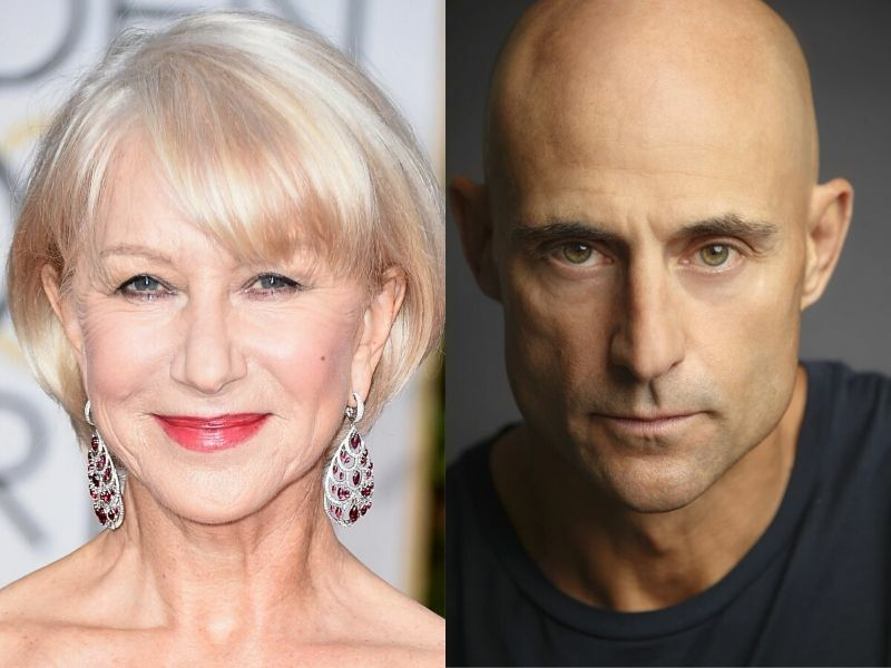 Helen Mirren and Mark Strong to star in Sonia Friedman production of Oedipus