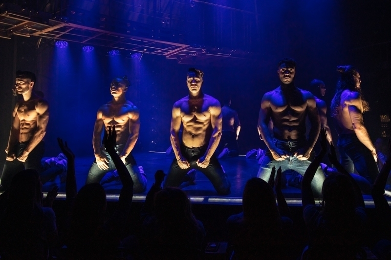 Magic Mike Live extends its London run at the Hippodrome Casino
